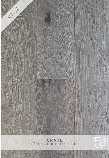 Crate Ferme Pravada Engineered hardwood flooring vancouver