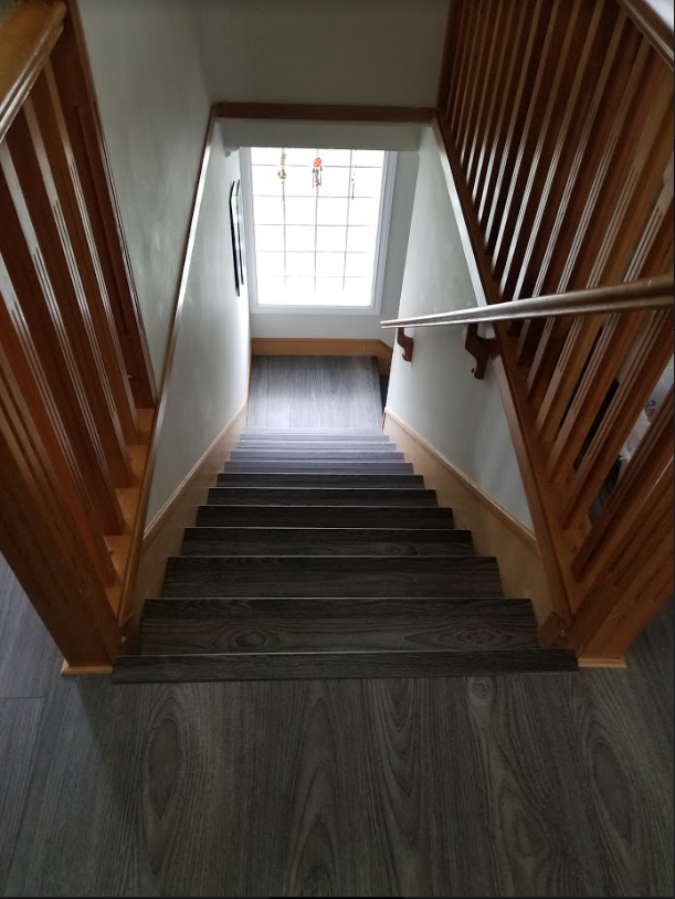 CMO Flooring Photo Gallery Stairs Installation vancouver