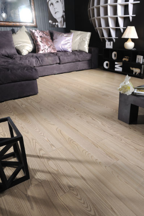 Coswick Engineering Hardwood Flooring - Signature Ash Collection