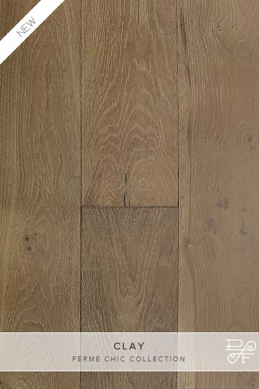 Clay Ferme Collection Pravada Engineered hardwood flooring vancouver