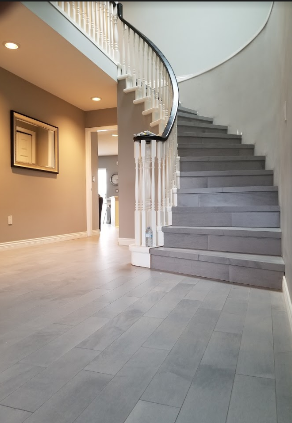 Stairs Installation vancouver CMO Flooring Photo Gallery