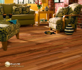 Kraus Solid Hardwood Flooring - Mendoza Collection
