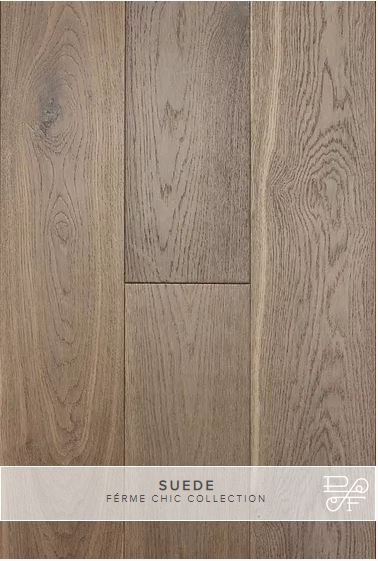 Suede Ferme Pravada Engineered hardwood flooring vancouver