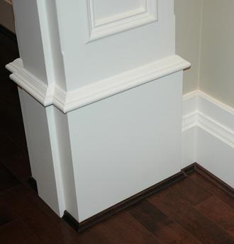moulding installation vancouver