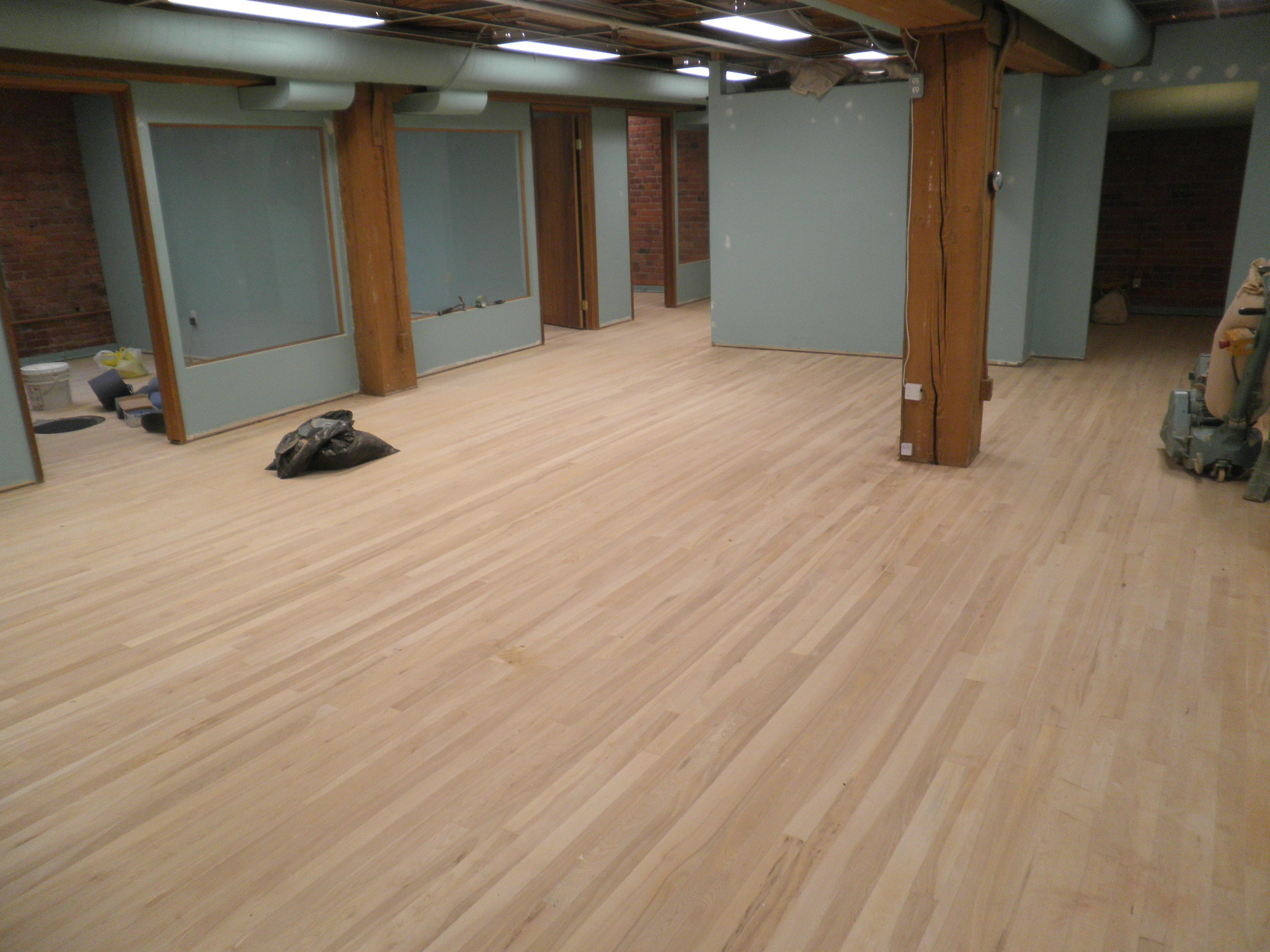 finish and floor installation vancouver