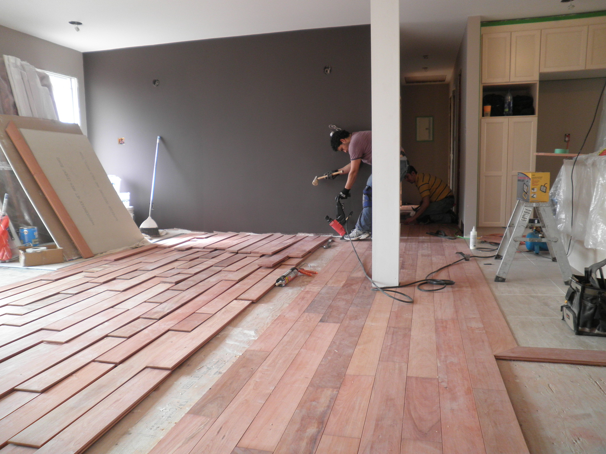 how to finish floors vancouver
