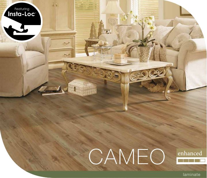 Cameo - laminate flooring vancouver