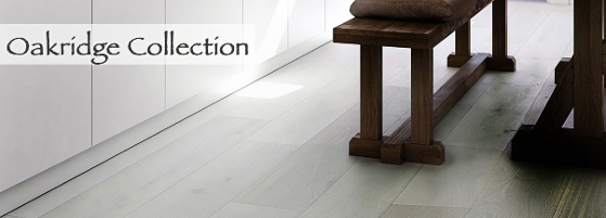 Carlton Solid Hardwood Flooring - Oakridge Collection- Vancouver- CMO Flooring