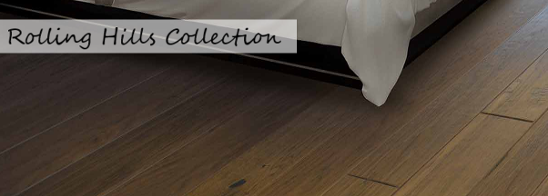 Carlton Solid Hardwood CMO Flooring - Rolling Hills Collection