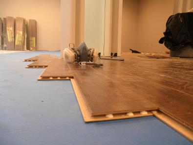 Laminate Hardwood And Carpet Flooring And Installation