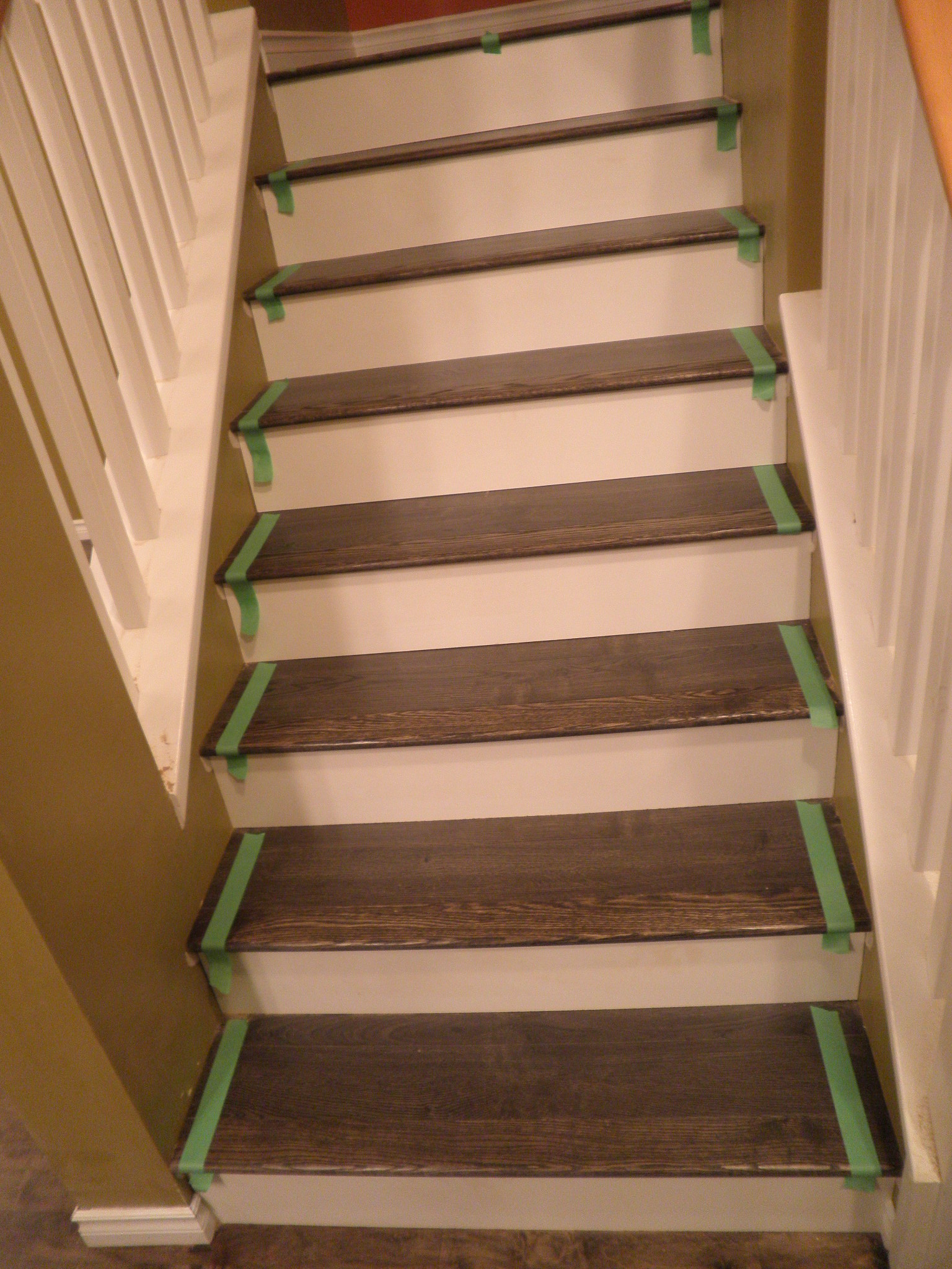 stairs refinishing vancouver