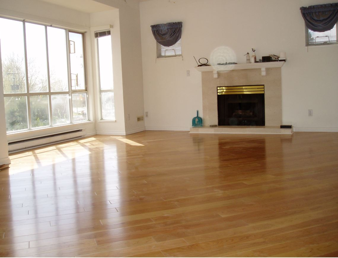 floor installation and refinishing vancouver