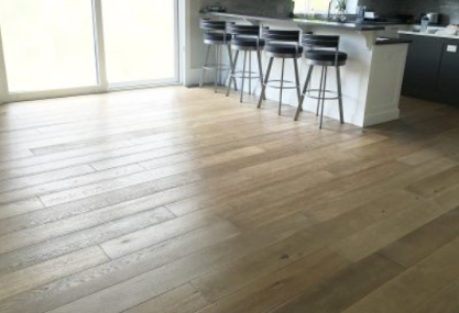 Wiston Engineered Hardwood Flooring - Hickory Collection